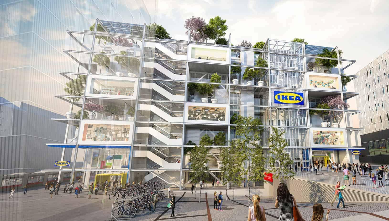IKEA Vienna Westbahnhof