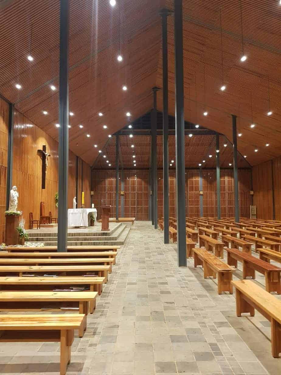 nhà thờ Ka Đơn