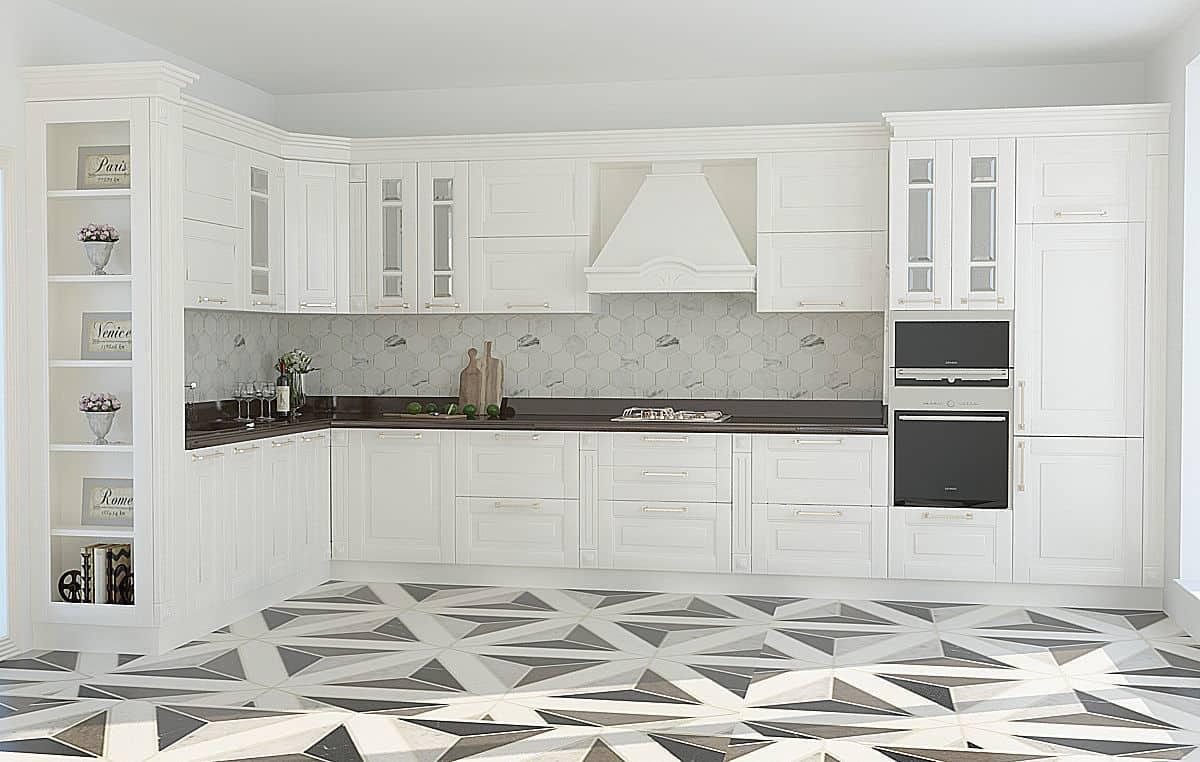 xây bếp