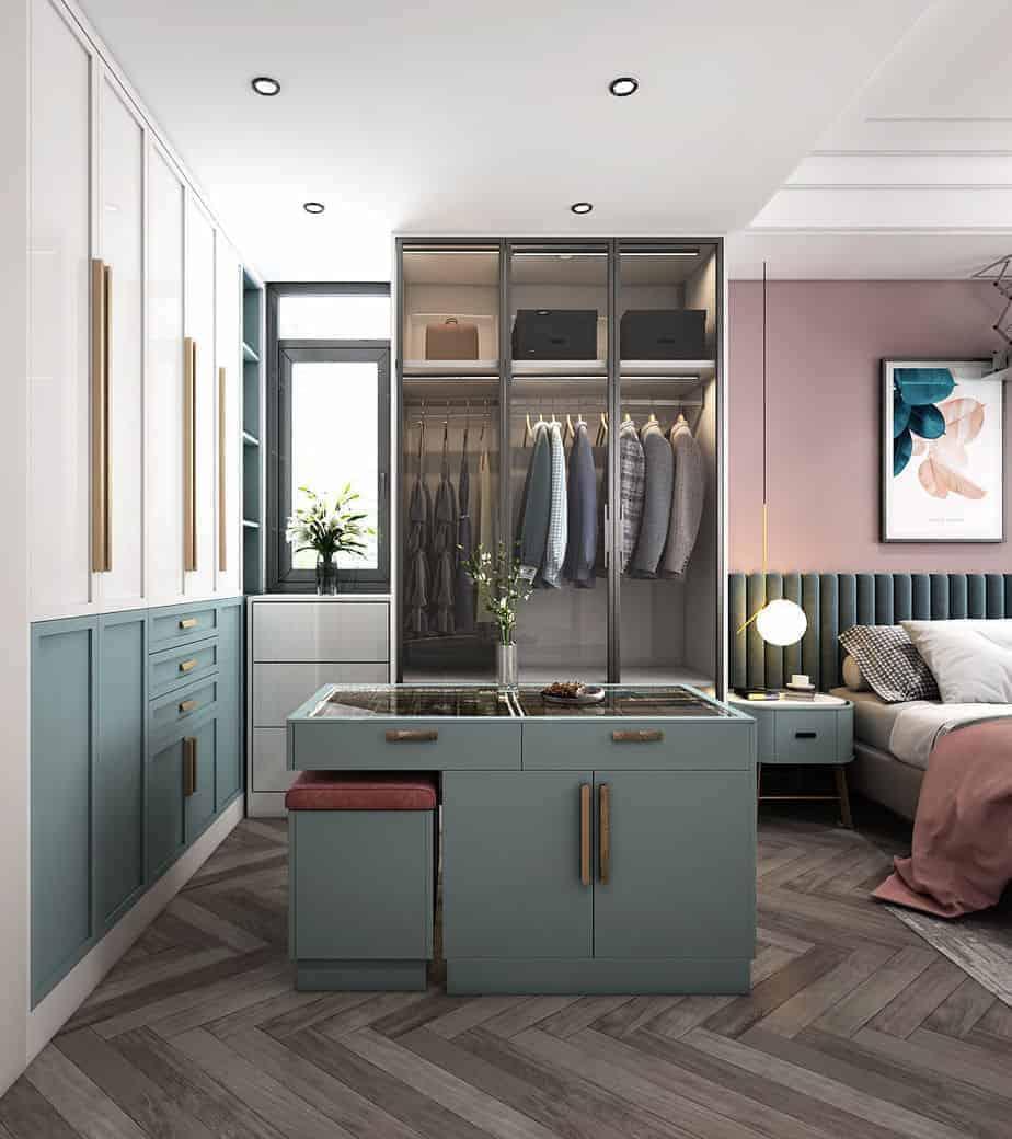 phòng ngủ cho nữ